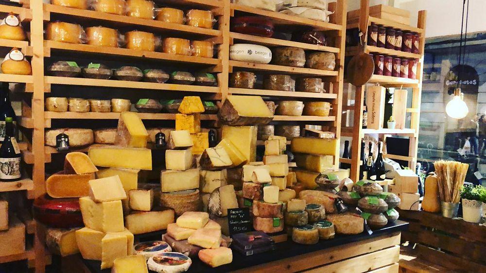 Comprar quesos italianos online famosos al mejor precio